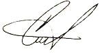 Curt B&W Signature