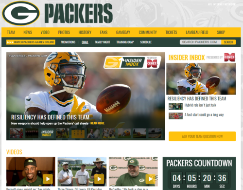 Packers-a
